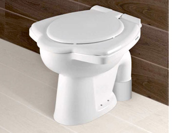 Wall Hung Closet Toilet Seat Anglo's'