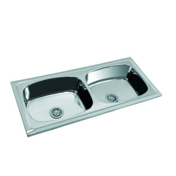 Kitchen Sink Oval Range Double Board