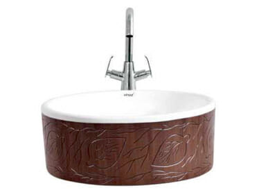 Designer Table Top Wash Basin Cello Art