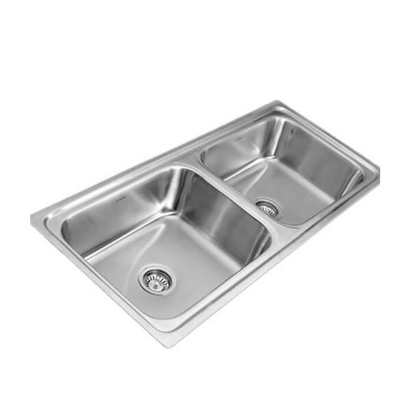 Kitchen Sink Square Range Double Board