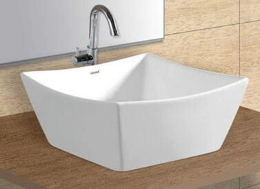 Table Top Wash Basin Slice