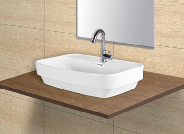 Table Top Wash Basin Zeta