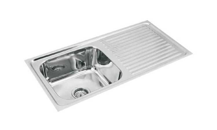 Kitchen Sink Square Range Drain Board